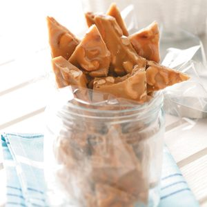 Cashew Candy Crunch