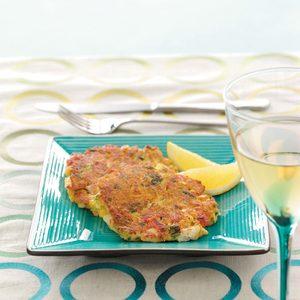 Crab Cakes with Fresh Lemon