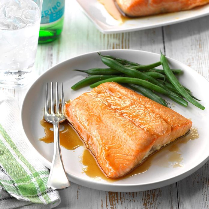 Inspired by: Hard Rock Cafes Grilled Norwegian Salmon