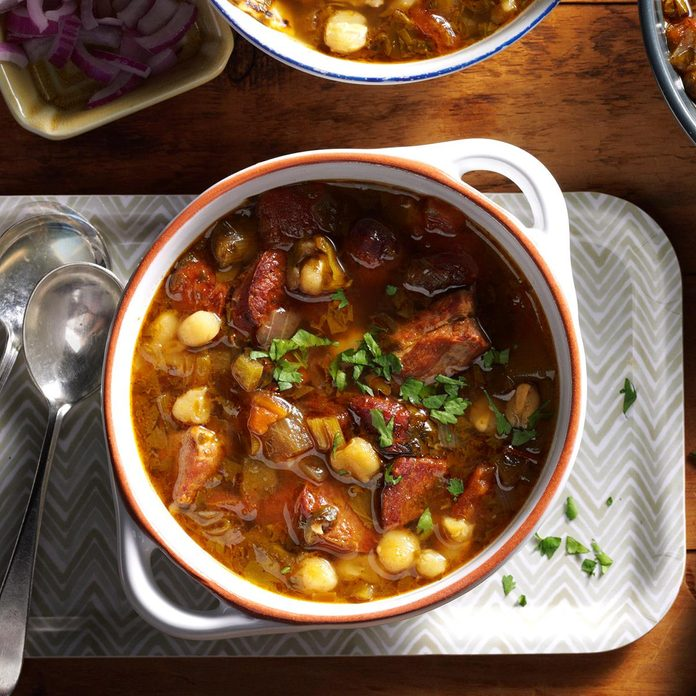 Easy Pork Posole