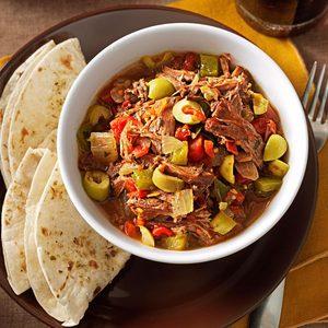 Easy Ropa Vieja Stew