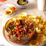 Easy Strawberry Salsa
