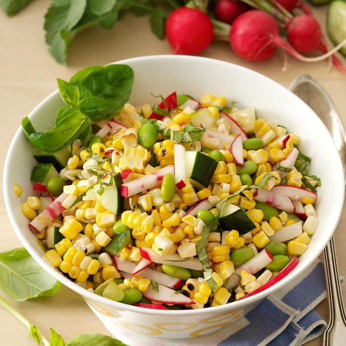 Farmer's Market Corn Salad