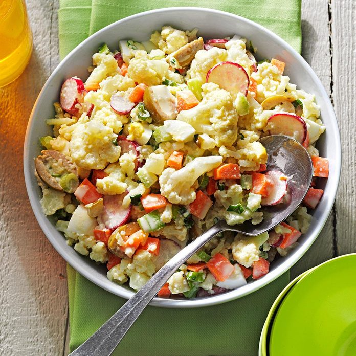 Faux Potato Salad