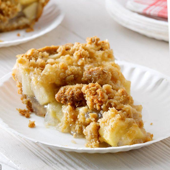 Inspired by: Dutch Apple Pie