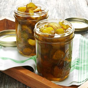 Fire-and-Ice Pickles