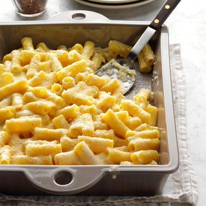 Five-Cheese Rigatoni