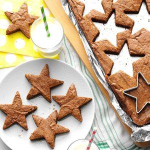 Five-Star Brownies