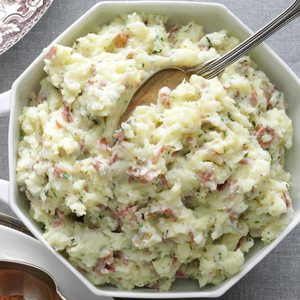 Flavorful Mashed Potatoes