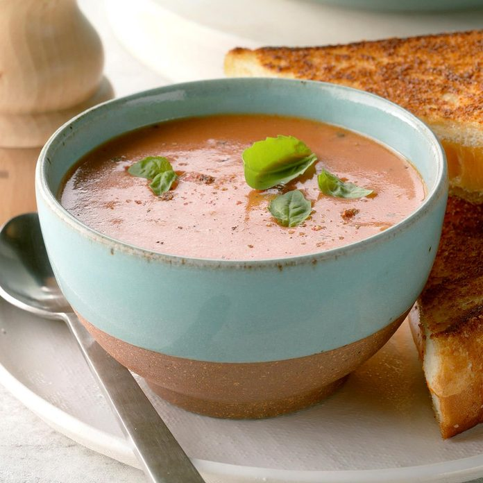 Flavorful Tomato Soup