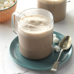 Fluffy Hot Chocolate