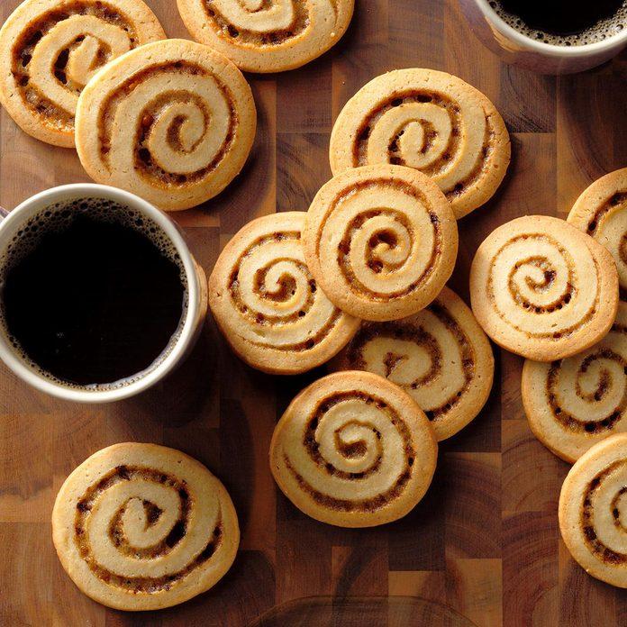 French Toast Spirals