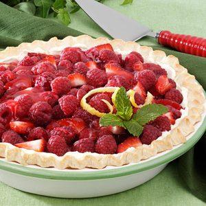 Fresh Berry Pie