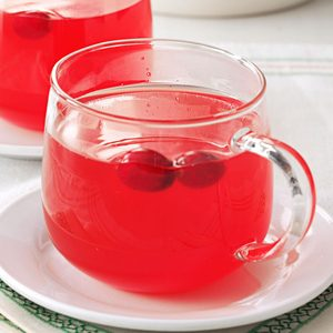 Fresh Cranberry Punch