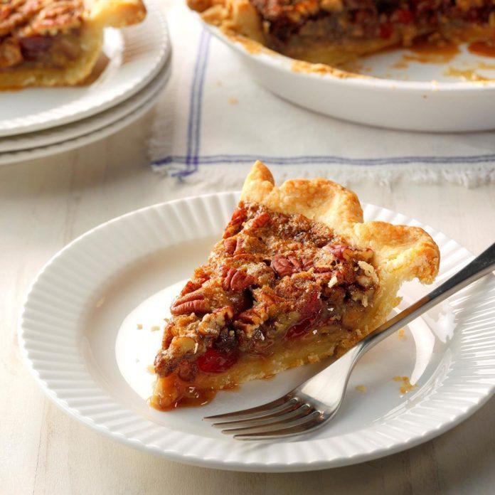 Fruitcake Pie