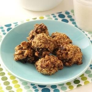 Full-of-Goodness Oatmeal Cookies