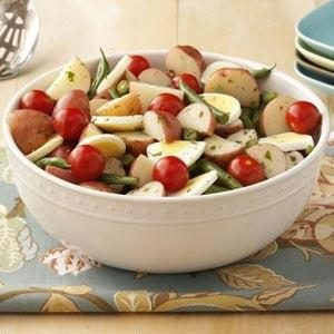Garden Fresh Potato Salad