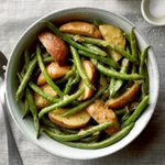 Garden Green Beans & Potatoes