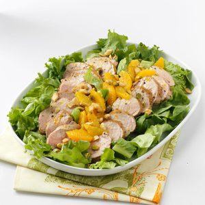 Grilled Tenderloin Salad