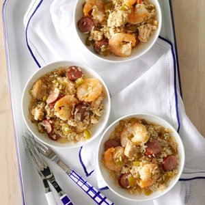 Gulf Coast Jambalaya Rice