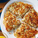 Hash Brown & Apple Pancake