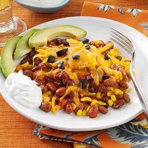 Hearty Beef Enchilada