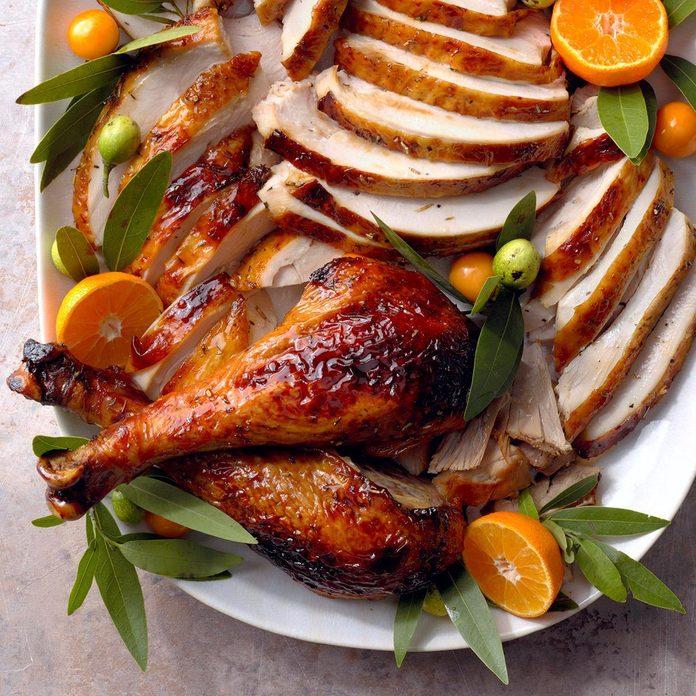 Herb-Glazed Turkey