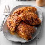 Herbed Slow-Cooker Chicken