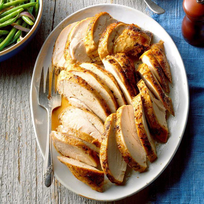 Louisiana: Herbed Turkey Breast