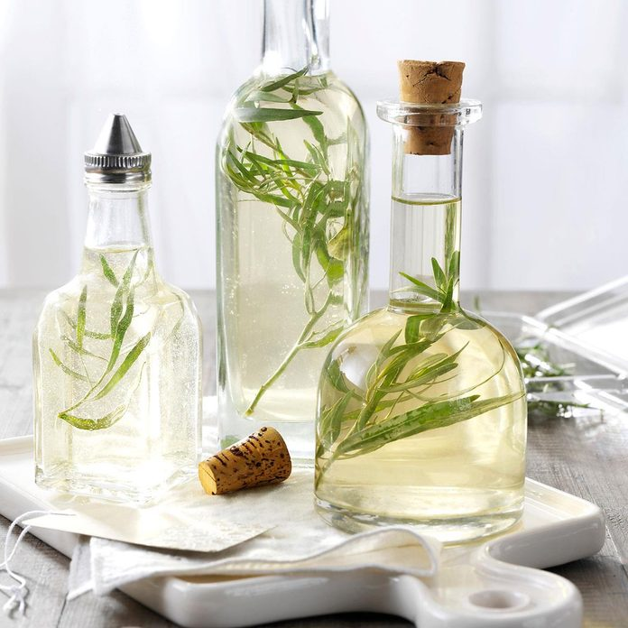 Herbed Vinegar