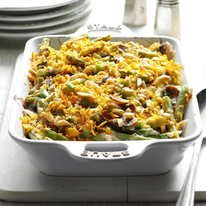 Holiday Green Bean Casserole