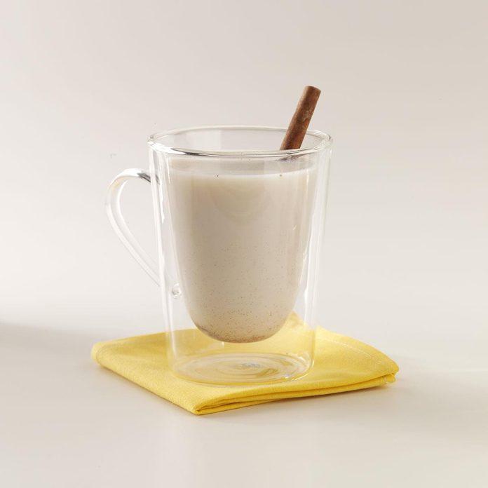 Honey Cinnamon Milk