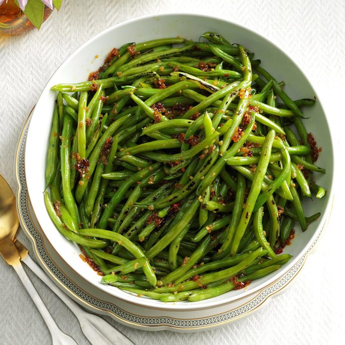 Inspired By: KFC Green Beans
