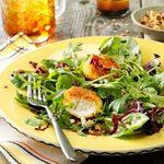 Honey Pecan & Goat Cheese Salad