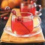 Hot Cranberry Tea