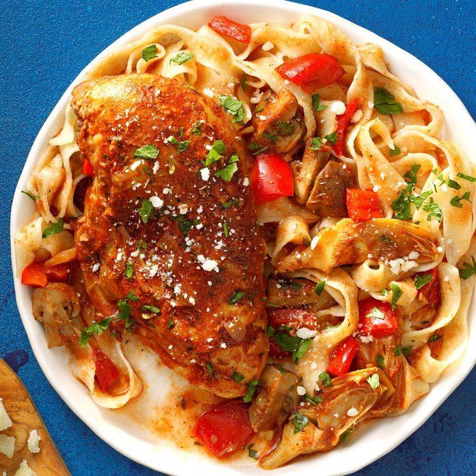 Italian Chicken Chardonnay
