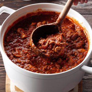 Italian Pasta Sauce