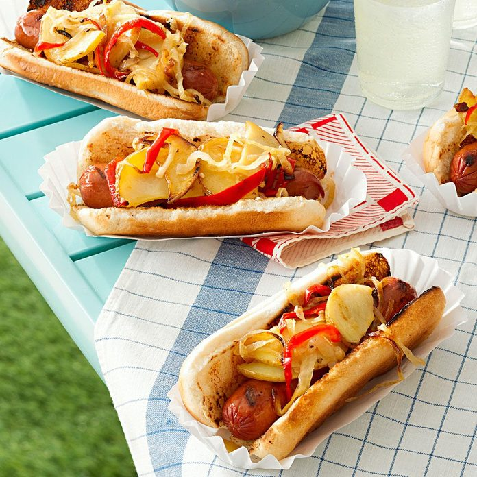 New Jersey: Jersey-Style Hot Dogs