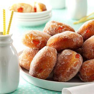 Jolly Jelly Doughnuts