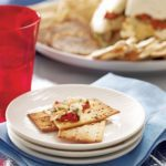 Layered Artichoke Cheese Spread
