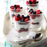 Lemon Chia Seed Parfaits