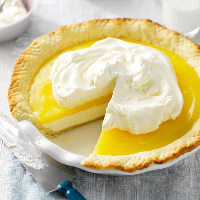 Inspired by: Bakers Square Lemon Supreme Pie