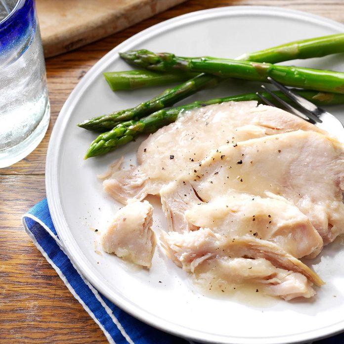 Lemony Turkey Breast