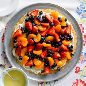Makeover Fruit Pizza