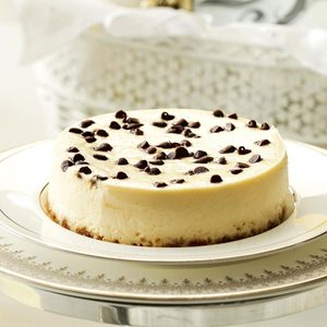 Makeover Irish Cream Cheesecake