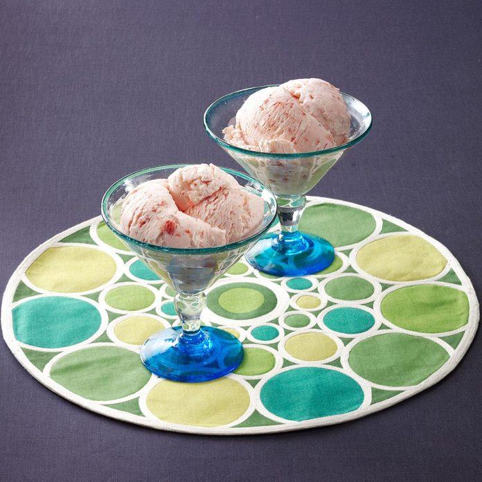 Makeover Strawberry Cheesecake Ice Cream