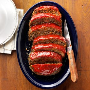 Matthew's Best Ever Meat Loaf