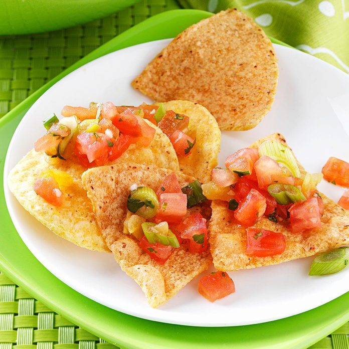 Inspired by: Chipotle's Fresh Tomato Salsa
