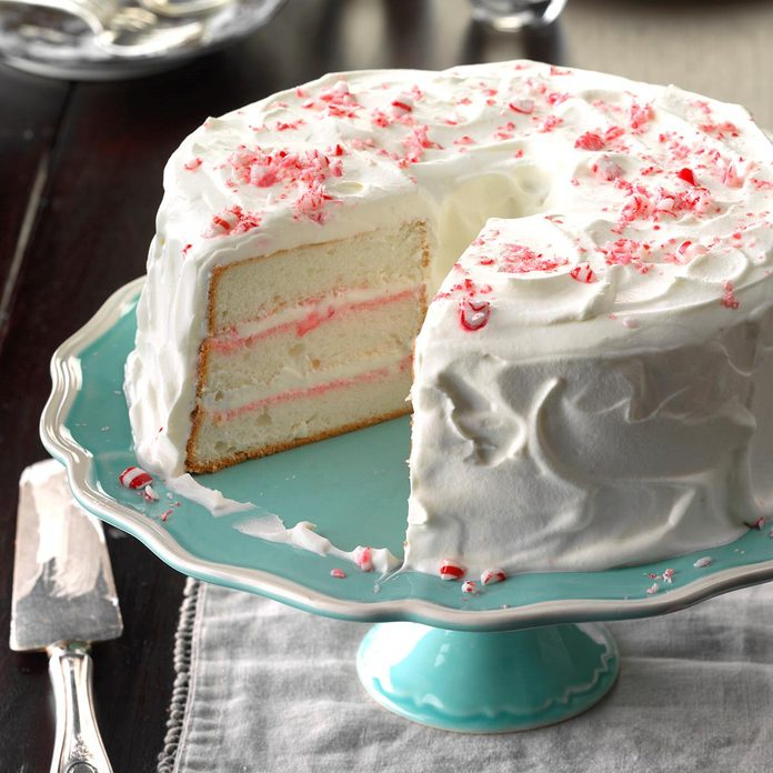 Mint Angel Cake