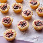 Orange-Cranberry Nut Tarts